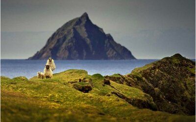 Chceš ujsť pred civilizáciou? Máš jedinečnú možnosť ísť žiť na opustený írsky ostrov