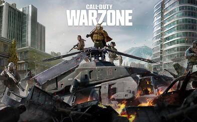 Cheatery v Call of Duty Warzone hra za trest spojuje dohromady. Pokud cheatuješ, zahraješ si jen proti dalším cheaterům