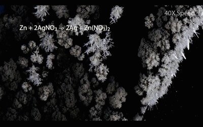 Chemické reakcie v Ultra HD ti ukážu krásu chémie