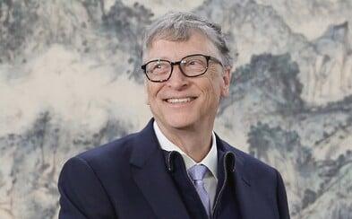 Chemický oblak Billa Gatese má potenciál zastavit globální oteplování. Hrozí ale, že obloha už nebude modrá