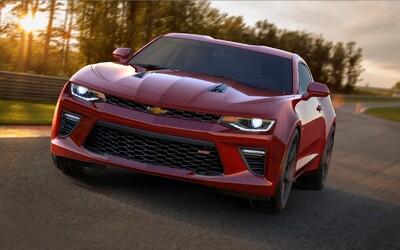 Chevy s novým Camarem přiostřuje. Agresivní design, kvalitní interiér a pověstná 6,2litrová V8čka!