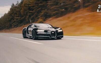 Chiron předvedl famózní sprint z 0 na 400 km/h jen za 32,6 sekundy. Jak to ale Bugatti natočilo?