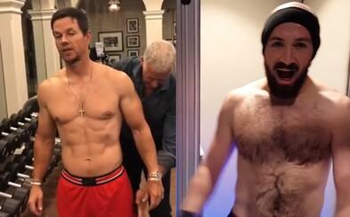 Chlapík si vyzkoušel nemožný denní režim Marka Wahlberga na vlastní kůži, ale druhý den se nemohl postavit na nohy