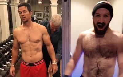 Chlapík si vyskúšal nemožný denný režim Marka Wahlberga na vlastnej koži, ale na druhý deň vedel o výzve ledva porozprávať