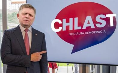 Chlast – sociálna demokracia aj Hlas podobný Ficovi. Slováci sa zabávajú na názve Pellegriniho novej strany