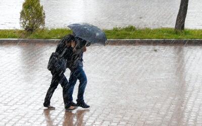 ČHMÚ: Česko čeká deštivé počasí. Pršet bude až do konce srpna
