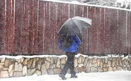 ČHMÚ: Dnes v noci by mohl přijít první podzimní sníh