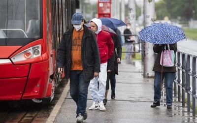 ČHMÚ: Poslední prázdninový víkend nás čeká ošklivé počasí. Ochladí se a bude pršet