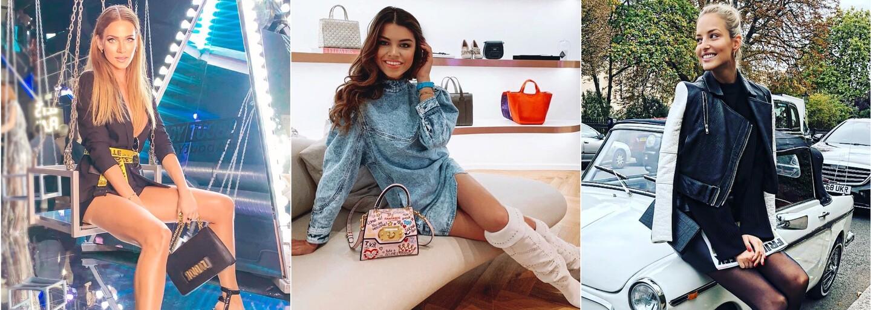 Chomistekovej šatník za desiatky tisíc eur: Toto sú najdrahšie módne kúsky slovenských modeliek