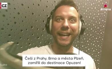 Chorvati pro Čechy složili písničku, ve které nám děkují. Oslavují návrat turistů