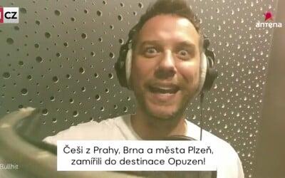 Chorváti zložili pre Čechov pesničku, v ktorej im ďakujú. Oslavujú návrat turistov
