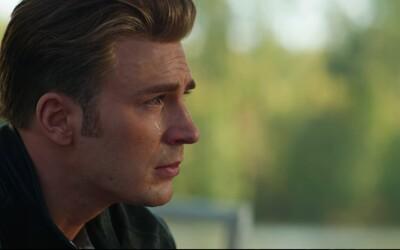 Chris Evans během premiéry Avengers: Endgame brečel u 6 různých scén
