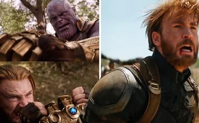 Chris Evans dokončil natáčanie Avengers 4. Ďakuje fanúšikom a kolegom a zdá sa, že sa ako Captain America navždy lúči s MCU