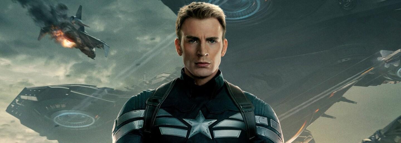 Chris Evans nechcel byť Captain America. Ponuku od Marvelu odmietol 2-krát a presvedčil ho až Robert Downey Jr.