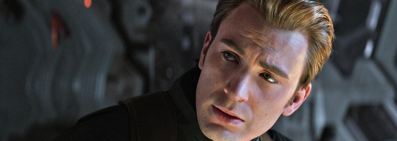 Chris Evans počas premiéry Avengers: Endgame plakal pri 6 rôznych scénach