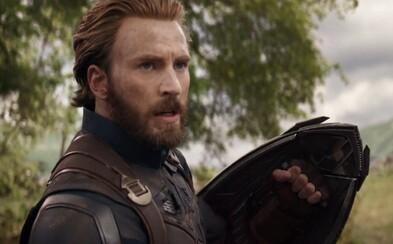 Chris Evans potvrdil, že po Avengers 4 jako Captain America končí. Čeká jeho postavu smrt?