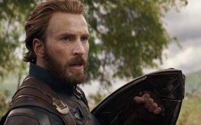 Chris Evans se má vrátit jako Captain America. Herec vyjednává o roli v příštím filmu