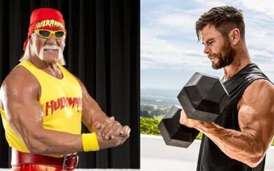 Chris Hemsworth se pro roli Hulka Hogana vypracuje ještě více než pro Thora v Avengers