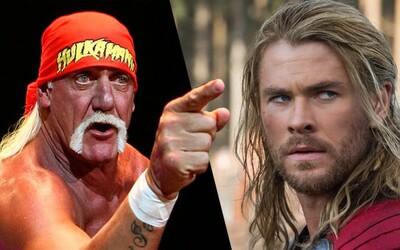 Chris Hemsworth si zahrá wrestlera Hulka Hogana v biografii od režiséra Jokera