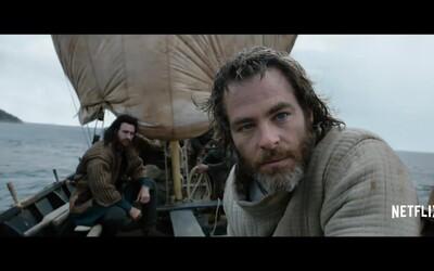Chris Pine oslobodzuje Škótsko v krvavom filme Outlaw King. Na rozdiel od Statočného srdca mu ale chýba duša (Recenzia)