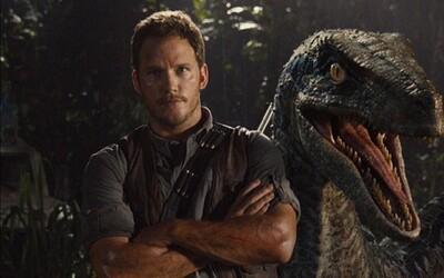 Chris Pratt  nadšene opísal pripravovaný Jurassic World 2 ako temnejšie a desivejšie pokračovanie s neočakávanými zvratmi