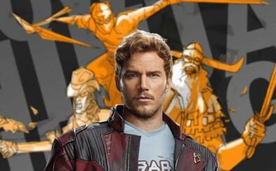 Chris Pratt ostáva aj naďalej v úlohe agenta s poruchou osobnosti. Adaptácia komiksu Cowboy Ninja Viking totiž dostala dátum premiéry