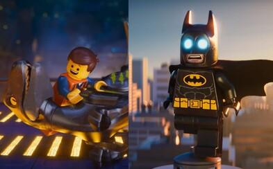 Chris Pratt sa v Lego Movie 2 stane vesmírnym cestovateľom, záchrancom Batmana, ale aj terčom vtipov na adresu Jurského sveta