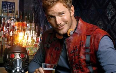 Chris Pratt: Z tučného komedianta vyrysovaný hrdina akčných filmov