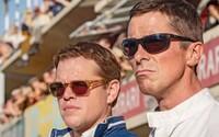Christian Bale a Matt Damon vyhlašují válku nejrychlejšímu autu. Ford vs Ferrari bude nezapomenutelnou adrenalinovou jízdou