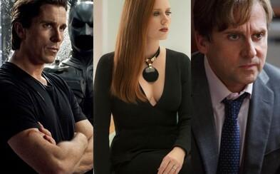 Christian Bale, Amy Adams a Steve Carrell si zahrajú v biografickom filme o viceprezidentovi Dickovi Cheneym od tvorcu oscarovky The Big Short