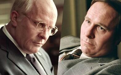 Christian Bale je viceprezident Georga Busha! Tvorcovia The Big Short natočili ďalšiu oscarovku s geniálnymi hercami