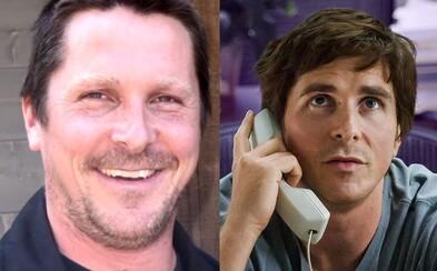 Christian Bale prechádza pre rolu viceprezidenta Dicka Cheneyho ďalšou zo svojich radikálnych fyzických premien