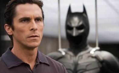 Christian Bale prozradil, proč nikdy nenatočili Dark Knight 4, i když to studio Warner chtělo