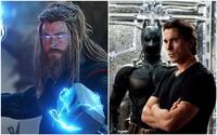 Christian Bale si podľa všetkého zahrá v Thorovi 4. Rozdá si to Batman s Thorom?