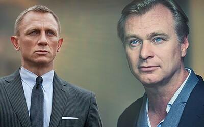 Christopher Nolan poslednú bondovku Daniela Craiga nenatočí. Myslí si, že séria ho momentálne nepotrebuje