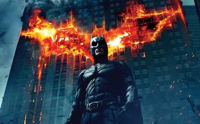 Christopher Nolan pracuje na 4K remasteri trilógie The Dark Knight a svojich ďalších starších filmov