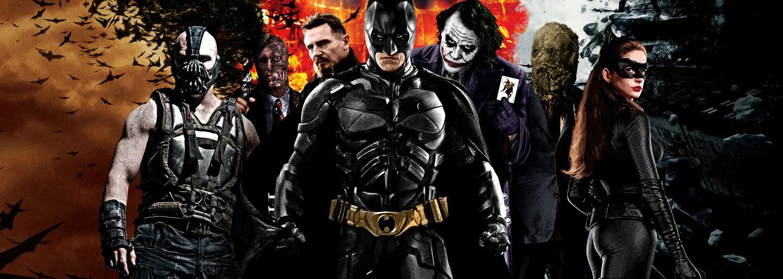 Christopher Nolan pracuje na 4K remasteru trilogie The Dark Knight a svých dalších starších filmů