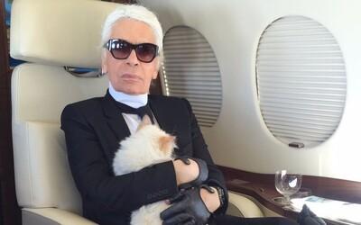Chtěl se oženit se svou kočkou. Těchto 20 zajímavostí o Karlu Lagerfeldovi jsi (možná) nevěděl