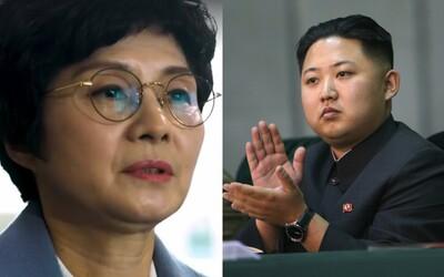 Chtěla zničit olympiádu v Koreji a zabila desítky lidí. Bývalá severokorejská špionka nyní varuje před Kim Čong-unem