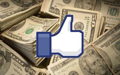 Chtěli byste pracovat pro Facebook? Nástupní plat je 212 000 Kč měsíčně