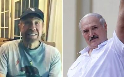 Chuck Norris poslal odkaz Lukašenkovi: Prestaň s tým, čo robíš, lebo ťa donútim plakať
