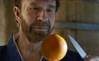 Chuck Norris přichází s další šílenou reklamou. Tentokrát si zahrál na nadlidského kuchaře