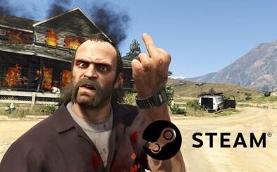 Chyba Steamu generovala neomezené množství klíčů zdarma. Hacker to nahlásil a dostal 20 tisíc dolarů