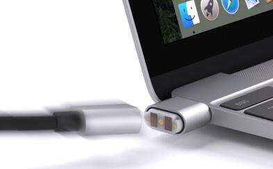 Chýba ti magnetická nabíjačka na novom MacBooku? O jej znovuzrodenie sa postaral Griffin