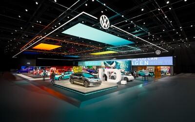 Chýbajú ti autosalóny? Volkswagen spustil vlastnú virtuálnu prehliadku nových modelov