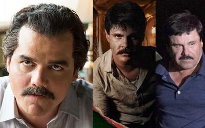 Chybí vám Pablo Escobar? Netflix nám jeho smrt vynahradí už v dubnu. Připravte se na seriál o El Chapovi, nejmocnějším drogovém magnátovi světa