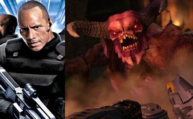 Chystá sa nová filmová adaptácia kultovej videohernej série Doom. Projekt už získal prvú hereckú posilu