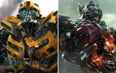 Chystají se dva nové Transformers filmy. Čeká nás restart hlavní série i pokračování Bumblebeeho?