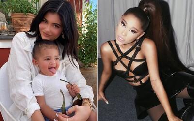 Chystajú Ariana Grande a Kylie Jenner spoločnú skladbu? Modelka pobláznila svet pesničkou, ktorú spieva svojmu dieťaťu