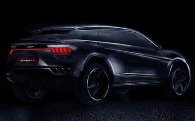 Chystané SUV od Lamborghini ještě ani nespatřilo světlo světa a Číňané už odhalují svůj vlastní Urus